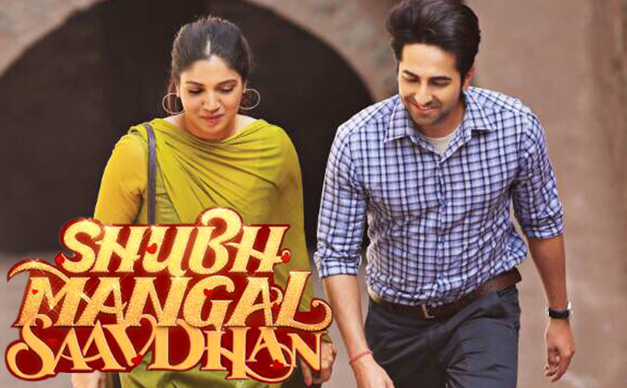 Ayushmann & Bhumi Starrer Shubh Mangal Saavdhan First Poster & Release Date Announced