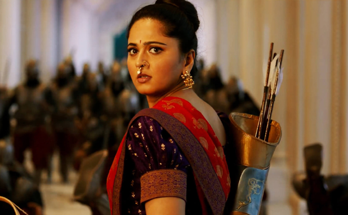 Best Actress - Anushka Shetty for Baahubali 2: The Conclusion