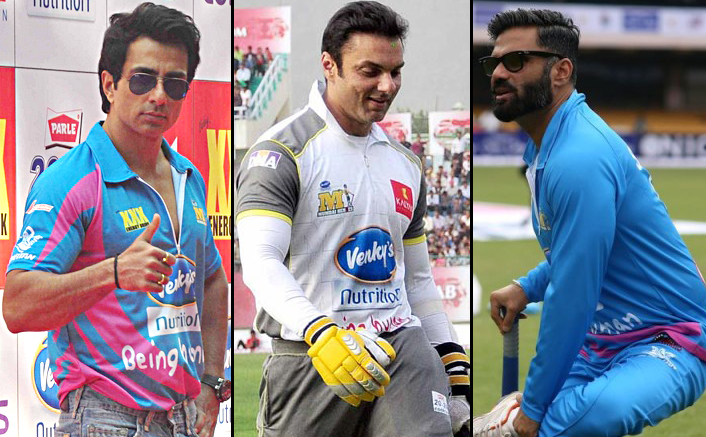 Bollywood stars vs MPs: Cricket match for a cause