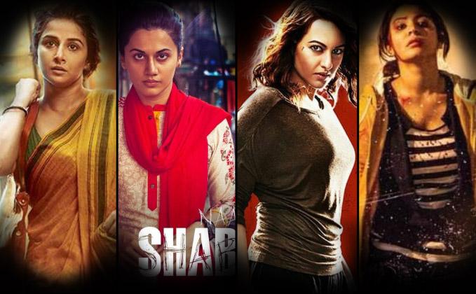Box Office - Taapsee's Naam Shabana goes past Sonakshi's Akira, Vidya's Kahaani 2 and Anushka's NH10