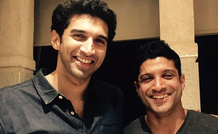 Farhan rubbishes rumours on differences with Aditya