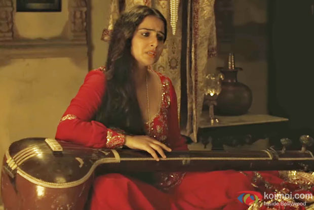 Watch O Re Kaharo Track From Vidya's Begum Jaan