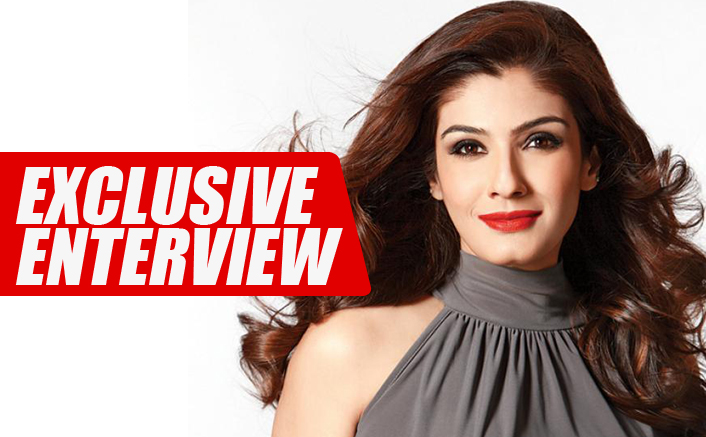 Raveena Tandon I'm not hungry to be at the top again