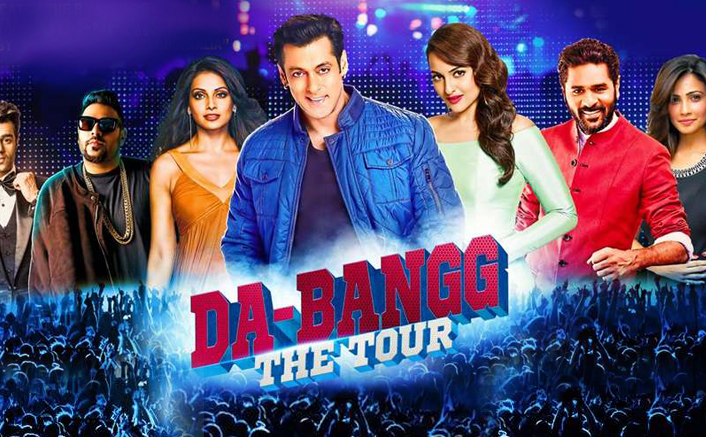 Salman Khan's Da Bangg Tour: Bipasha Basu, Jacqueline Fernandez, Sonakshi Sinha and others to perform in Kuala Lumpur, Hong Kong, New Zealand & Auckland!