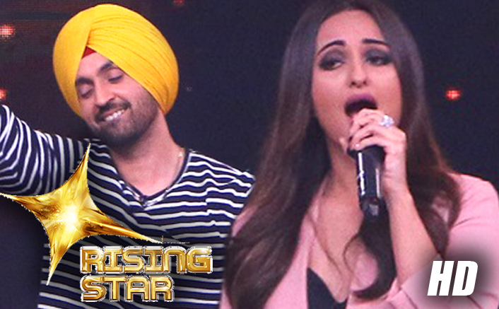 Sonakshi Sinha, Diljit Dosanjh Entertain To The Fullest | NOOR On Rising Stars