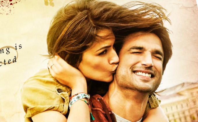 Sushant Singh & Kirti Sanon starrer Raabta's First Poster Out