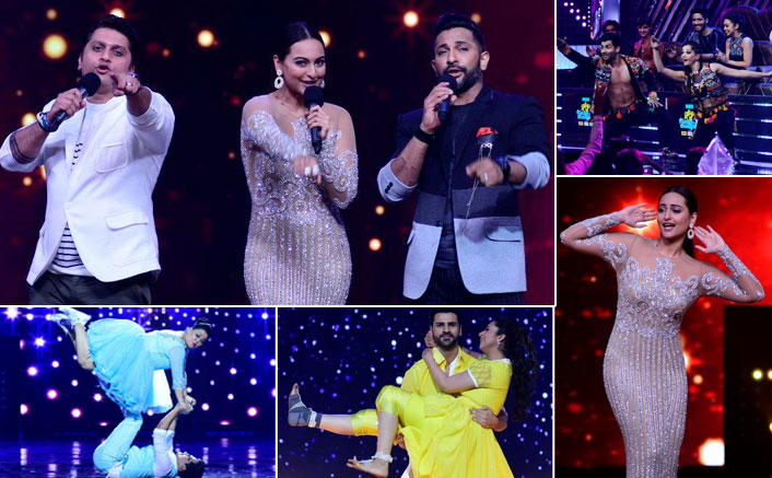 The Season of Nach, Romance & Competition has begun with the opening episode of Nach Baliye Season 8!