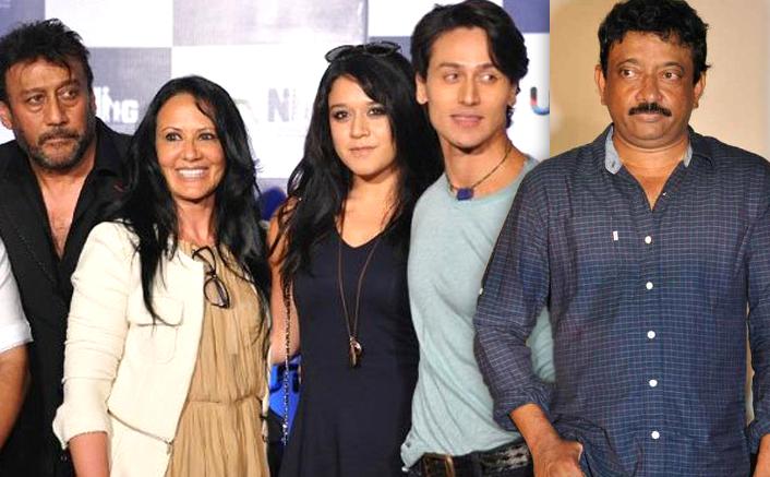 Tiger Shroff & His Family React After Ram Gopal Varma Calls Him A 'Transgender'