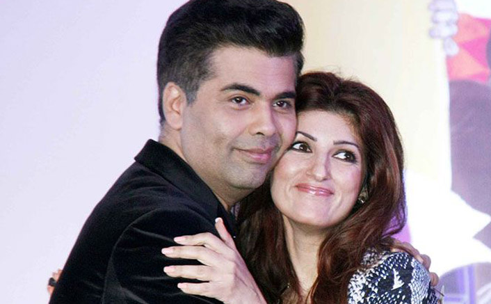 Twinkle wants KJo to cast her in 'My Name is Khanna'