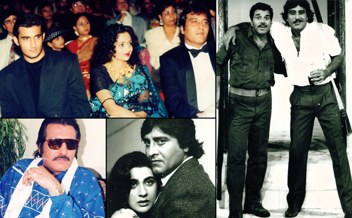 Old Picturs of Vinod Khanna