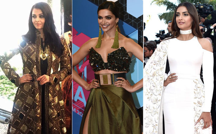Aishwarya, Sonam, Deepika To Attend Cannes Film Festival