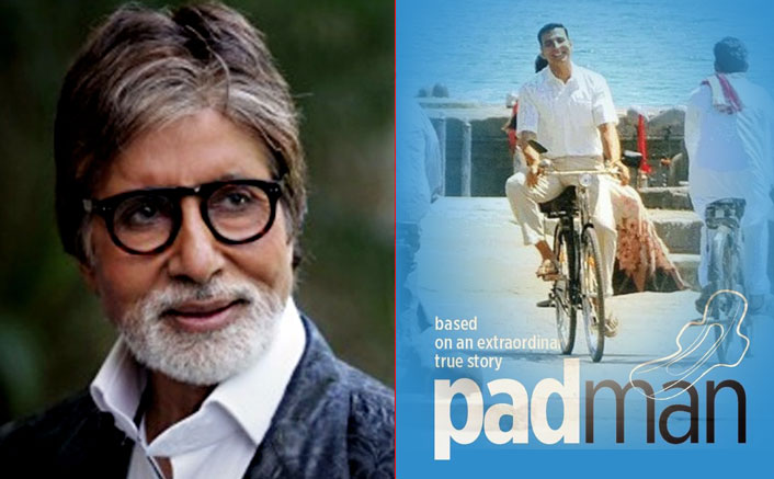 Amitabh Bachchan Shoots Cameo For Akshay Kumar's Padman In Delhi