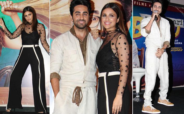 Ayushmann and Parineeti launch the #YeJawaaniTeri number from Meri Pyaari Bindu