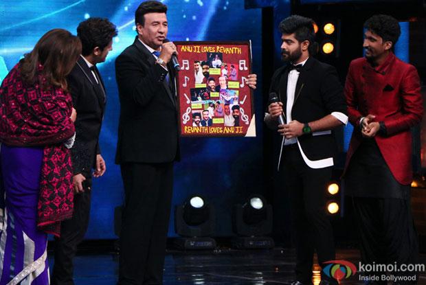 'Baahubali' fame singer L.V. Revanth wins 'Indian Idol 9'