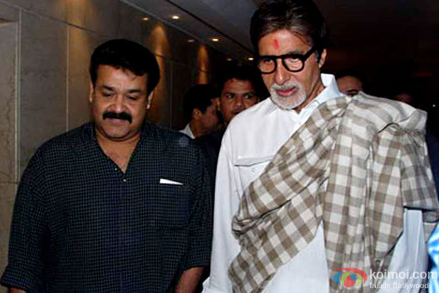 Confirmed- Big B Not Part Of Mohanlal's Randamoozham