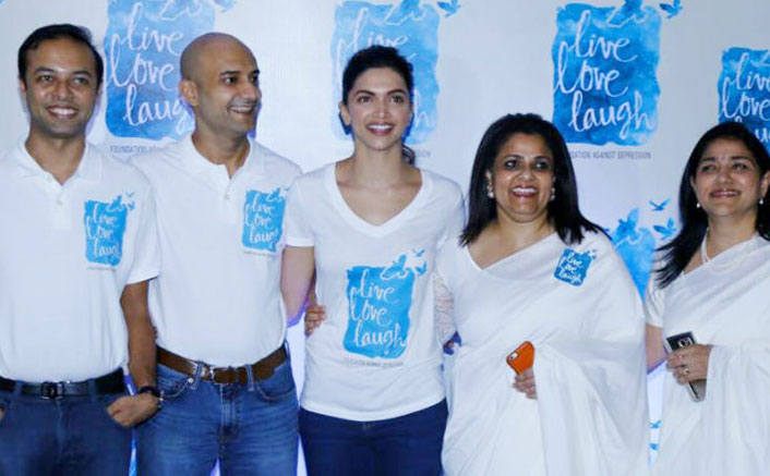 Deepika Padukone's The Live Love Laugh Foundation partners with the Government of Karnataka
