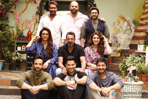 GOLMAAL GETS AN ASTRONOMICAL PRICE FOR SATELLITE AND DIGITAL RIGHTS COMBINED