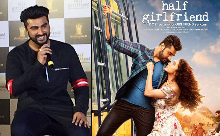 'Half Girlfriend' might start debate on knowing one's language: Arjun Kapoor