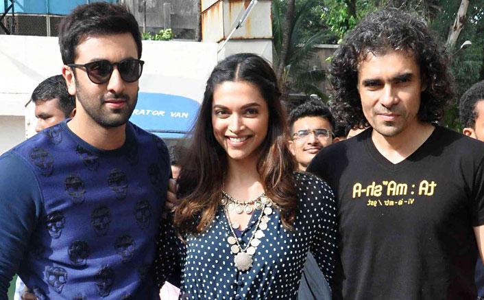 Imtiaz Ali keen to cast his Tamasha stars Deepika Padukone & Ranbir Kapoor in a play!