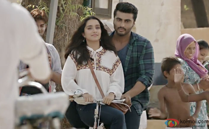 Check Out The Romantic Song Phir Bhi Tumko Chahunga From Half Girlfriend