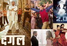Poll: Baahubali 2, Tubelight, 2.0 (Robot 2), & Tiger Zinda Hai Which Film Will Break Dangal's Box Office Record