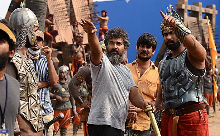 Rajamouli Emotional On Last Working Day Of 'Baahubali'
