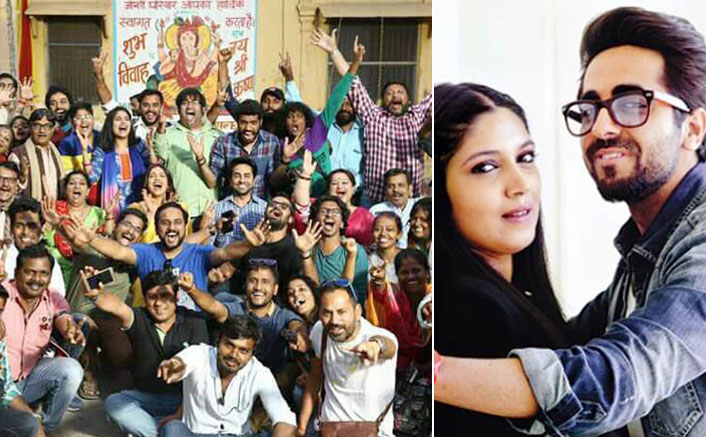 Shooting For Shubh Mangal Saavdhan Wrapped Up