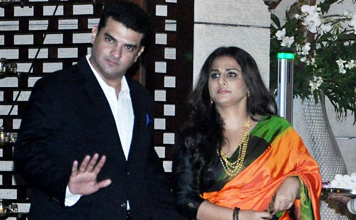 Siddharth believes I've a violent streak: Vidya Balan