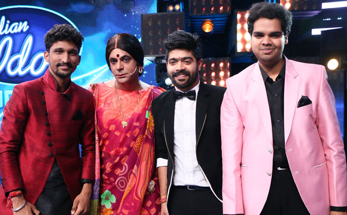 Sunil Grover Extremely Happy With The Success Of Indian Idol 9 Episode