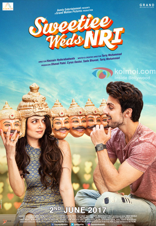 Sweetiee Weds NRI to release on 2nd June 2017