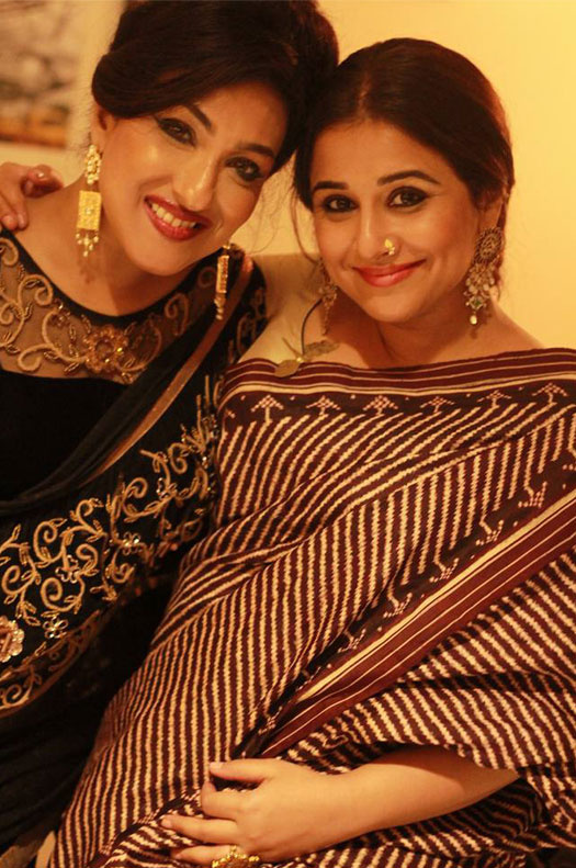 When Begum Jaan Vidya Balan met Begum Jaan Rituparna Sengupta