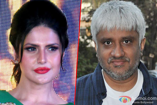 Zareen Khan Starts Preparing For Vikram Bhatt's Film 1921
