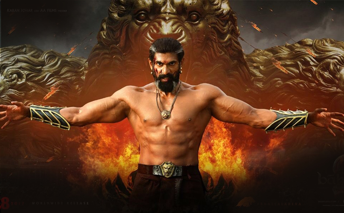 Best Villain - Rana Daggubati for Baahubali: 2 The Conclusion