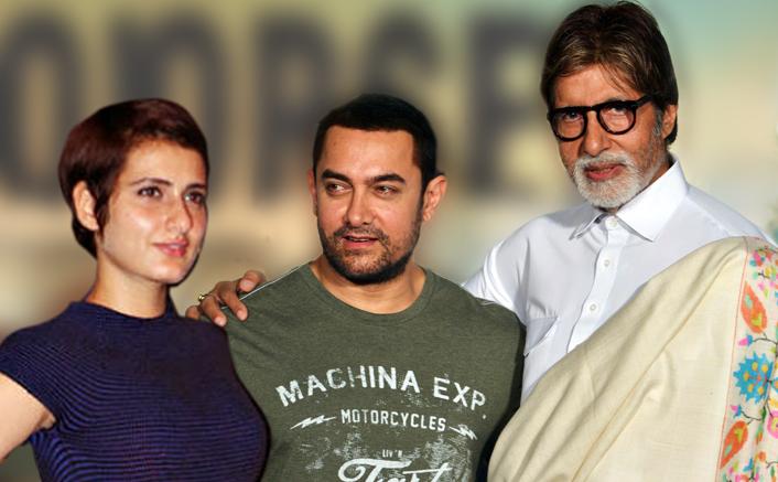 Fatima Sana Shaikh Joins Yash Raj Films' Thugs of Hindostan Along with Amitabh Bachchan and Aamir Khan
