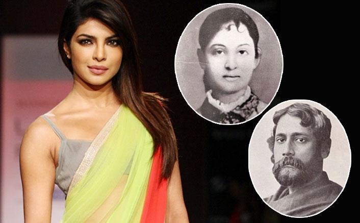 Priyanka Chopra To Produce A Bengali-Marathi Film On Tagore's Love Story With Nalini