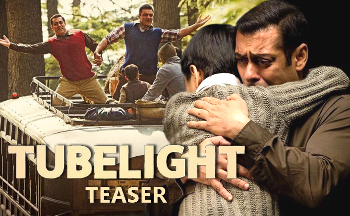 Tubelight Teaser