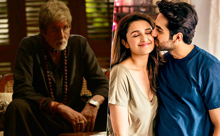 Box Office - Sarkar 3 and Meri Pyaari Bindu stay low on Saturday too