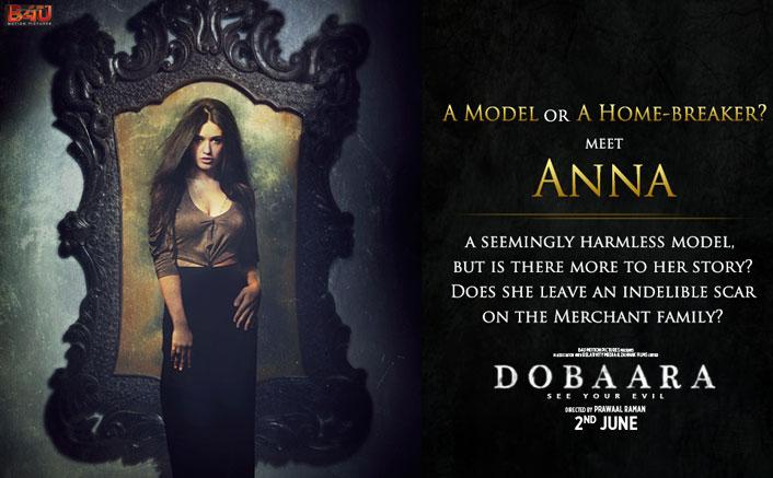 Character Cards Madalina Bellariu Ion as Anna : Dobaara - See Your Evil