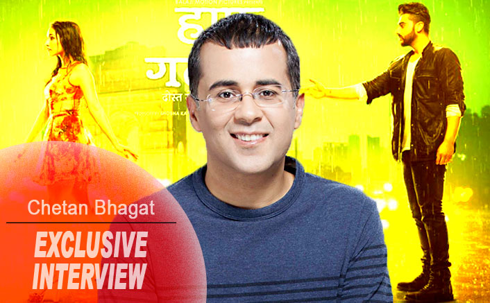 Chetan Bhagat: If You Don't Speak English Well, People Don't Take You As Seriously