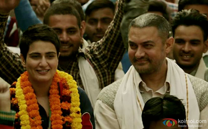 Dangal Inches Closer To 800 Crore Mark At The Chinese Box Office