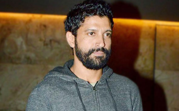Farhan Akhtar's step towards Water Conservation.