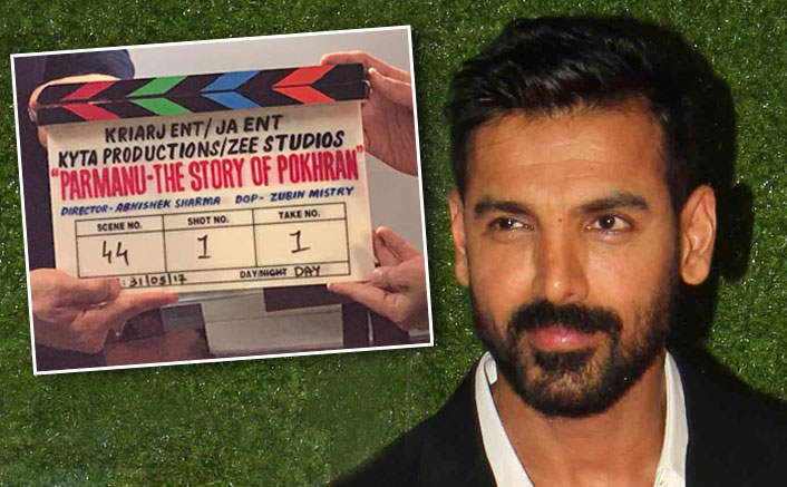 """""""The Greatest Nuclear espionage in the world history….It happened in Pokhran!!"""", says John Abraham"""
