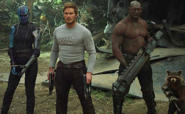 Guardians Of The Galaxy 2 : 1st Weekend Box Office Collections In India