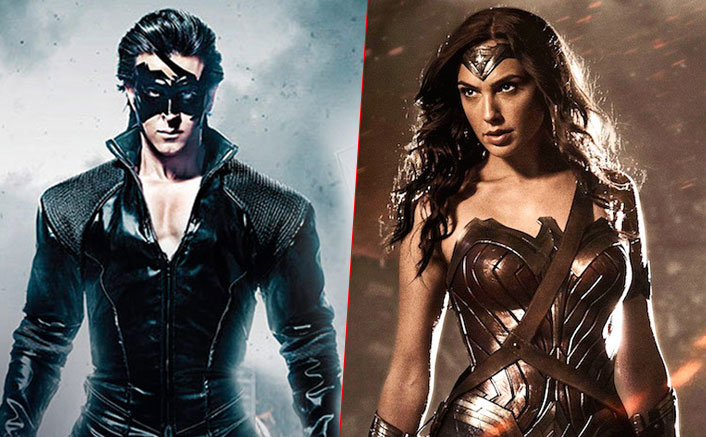 Have You Heard About Hrithik's Krrish 4 & Wonder Woman Connection?