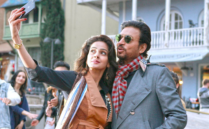 Irrfan Khan – Saba Qamar (Hindi Medium)