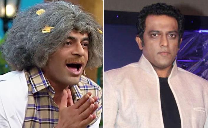 Kapil Sharma's ex colleague Sunil Grover bags an Anurag Basu film?