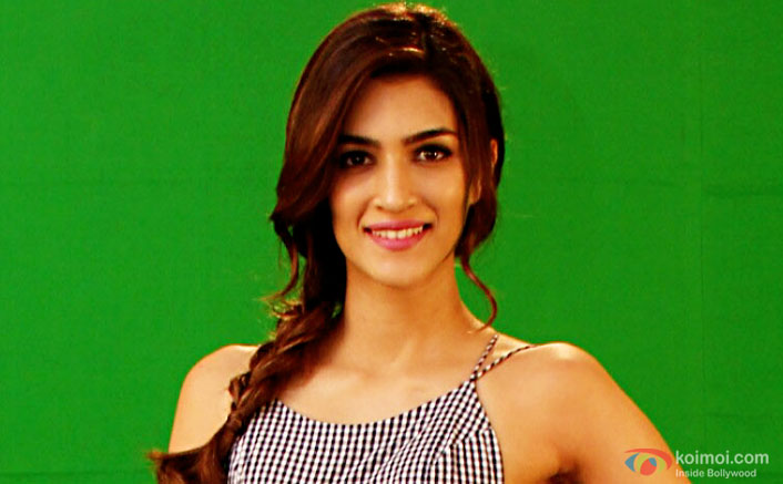 Kriti Sanon: If I Say Nepotism Doesn't Exist In Bollywood Then I Am Blind