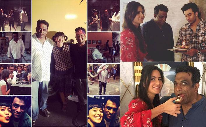 Photos: Ranbir Kapoor, Katrina Kaif Celebrate Jagga Jasoos Director Anurag Basu's Birthday Together