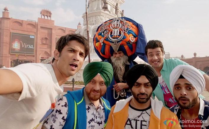 Check Out The Funky Song Sadda Move From Raabta   Ft. Sushant Singh Rajput