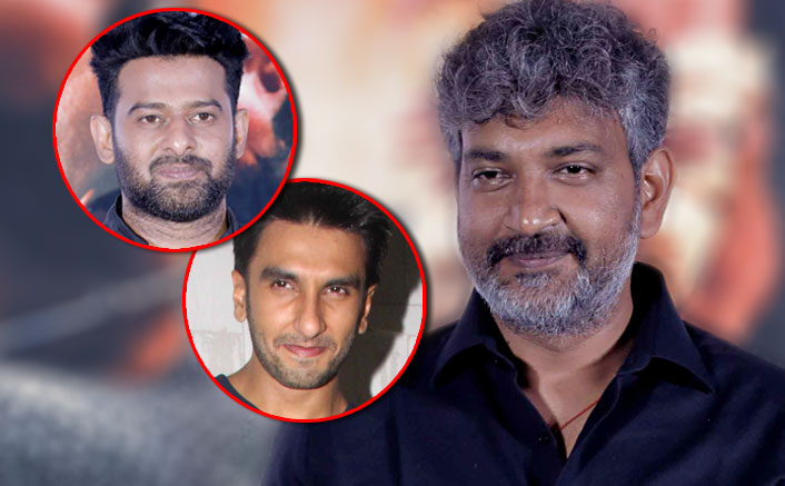 It's Ranveer Singh Vs Prabhas For Rajamouli's Next!